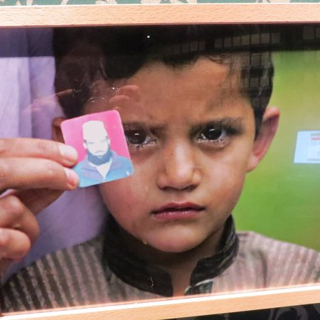International Red Cross and Red Crescent Museum: picture of a picture