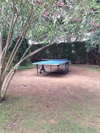 Illot Park Hotel: Tischtennis