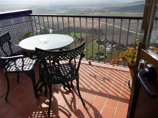 Hotel El Convento: Private terrasse room # 13