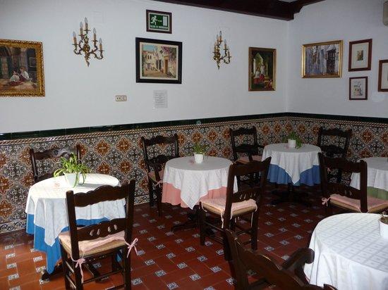 Hotel El Convento: El Convento Restaurant