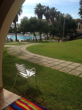 Vacances Menorca Resort: View from room 1021
