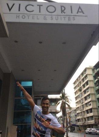Clarion Victoria Hotel and Suites Panama: Baileactivo Panamá