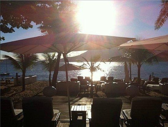 DPNY Beach Hotel & Spa: Beach Lounge