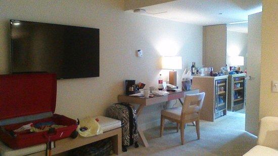 Grand Beach Hotel Surfside: la chambre