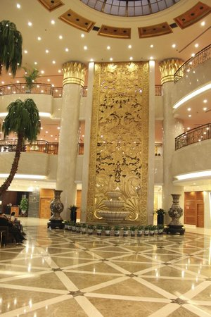 Hotel Nikko New Century Beijing : lobby do hotel