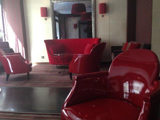 Hotel Elysees Regencia Paris: Hotel Lobby