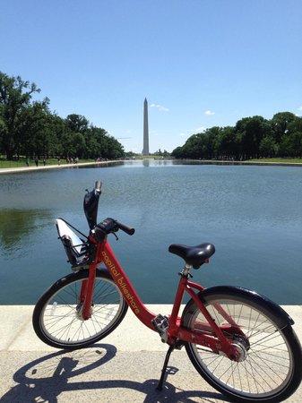 Capital Bikeshare: I spy something tall
