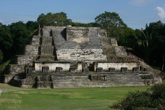 Chukka Caribbean Adventures in Belize: Altun Ha Mayan Site - CHUKKA