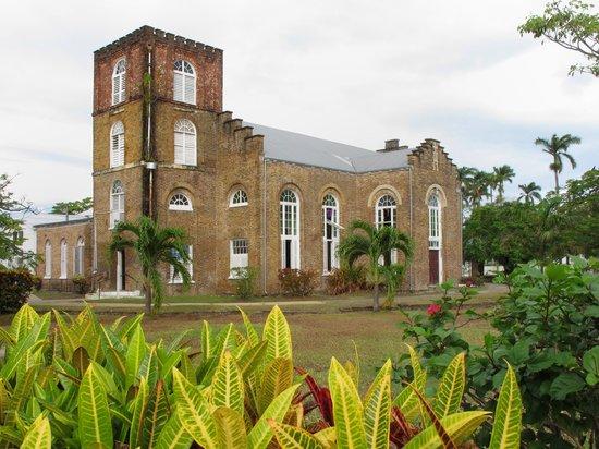 Chukka Caribbean Adventures in Belize: Belize City Tour - CHUKKA