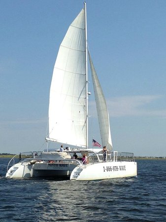 Ninth Wave Sailing Charters