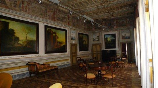 Palazzo Venturelli: Salone