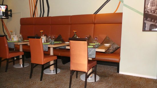 Novotel St. Petersburg Centre : Breakfast/restaurant room