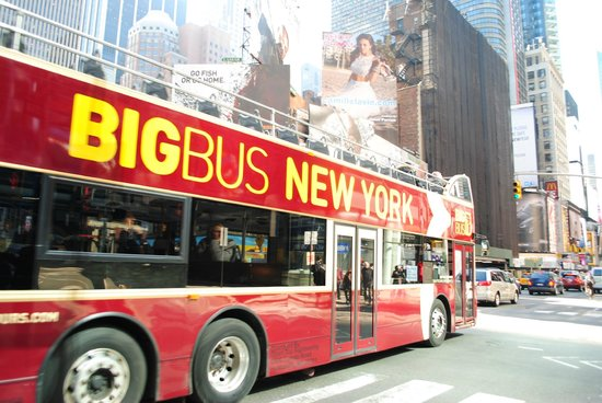 ‪Big Bus New York‬