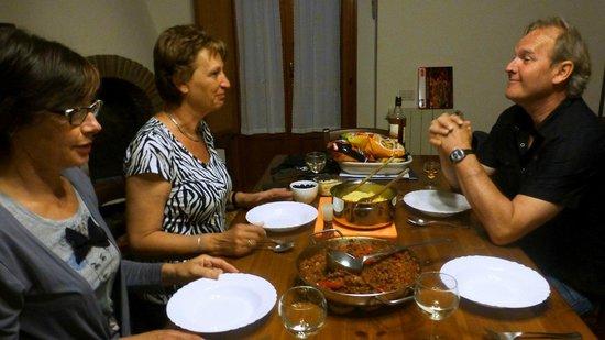 La Valle: dining