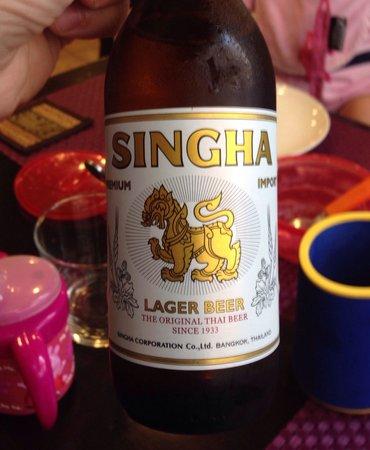 Little Bangkok: Cerveza thai.