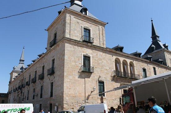 Parador de Lerma : El precioso palacio ducal