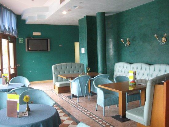 Centro Vacanze La Limonaia: il bar e'molto capiente 'bello '
