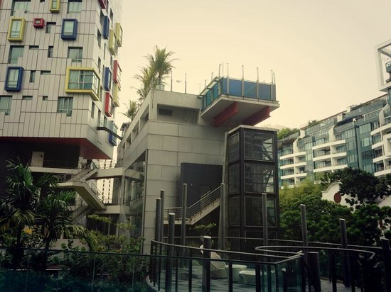 Studio M Hotel: next hotel