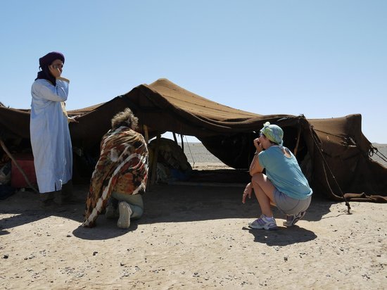 Morocco Extra Tours - Day Tours: our wander guide with nomad family