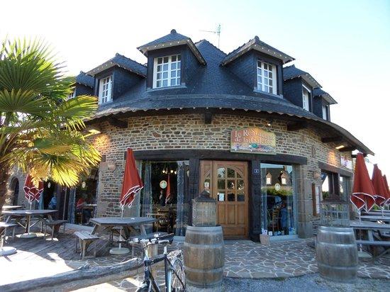 Le Restaurant de la Galette : Restaurant