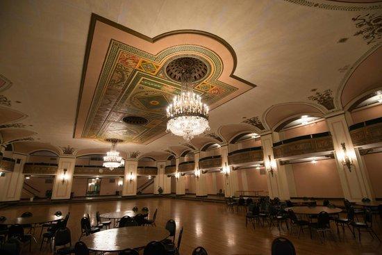 Masonic Temple: Ballroom