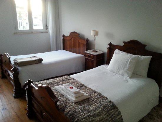 Liberdade Guesthouse : Habitación principal (frente)
