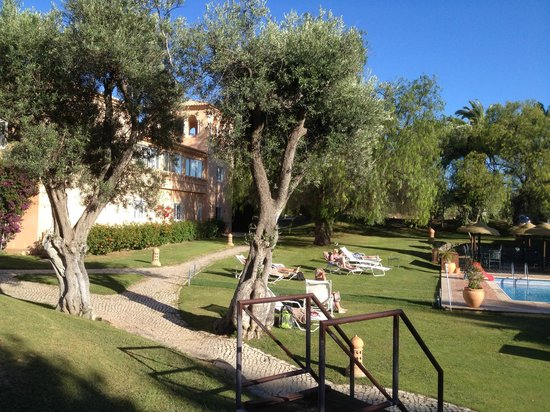 Vila Monte Farm House : Very nice hotel grounds