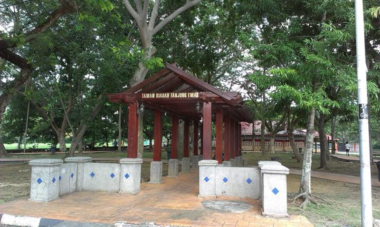 Muar, Malasia: Recreational park