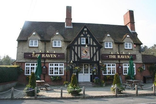The Raven - Hexton