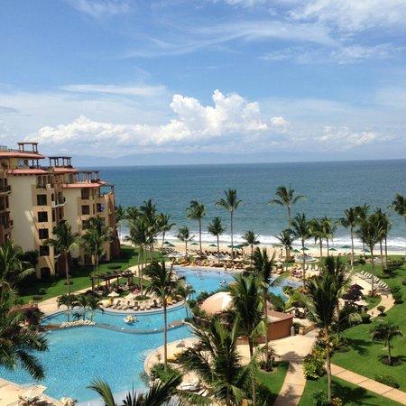 Villa La Estancia Beach Resort & Spa Riviera Nayarit: Estupenda vista