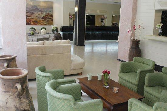 4Dreams Hotel: Recepción