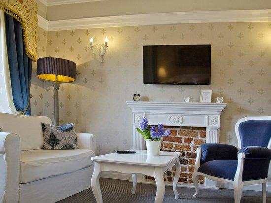 SleepWalker Boutique Suites: Deluxe One-Bedroom Apartment - BLUE - Apartament z 1 sypialnią typu Delux