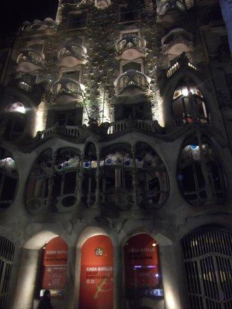 Hostal Ciudad Condal : Casa Batlló