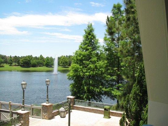 Disney's Saratoga Springs Resort & Spa: Same