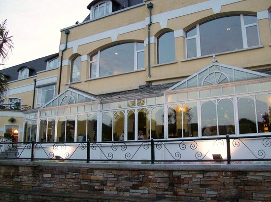 Glenview Hotel: hotel frontage