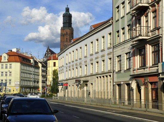 SleepWalker Boutique Suites Wroclaw