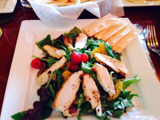 Mermaids of Rockport: Citrus grilled chicken salad