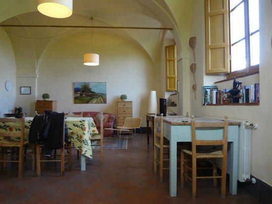 Hotel Fabbrica di San Martino: Interior del departamento