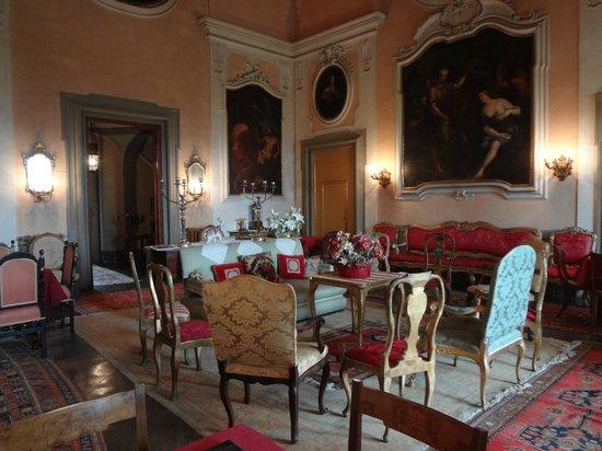 Hotel Fabbrica di San Martino : Interior de la casa principal
