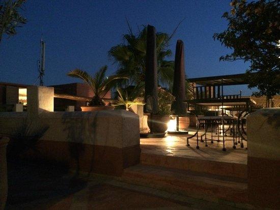 Riad l'Orangeraie: Rooftop