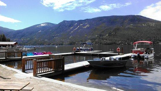 Western Riviera Lakeside Lodging & Events: Grand Lake