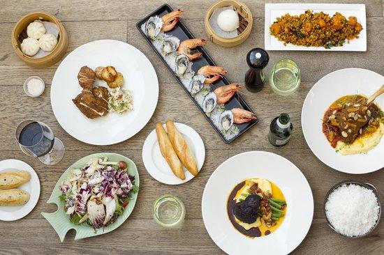 QT Gold Coast : Marketplace offering at Bazaar