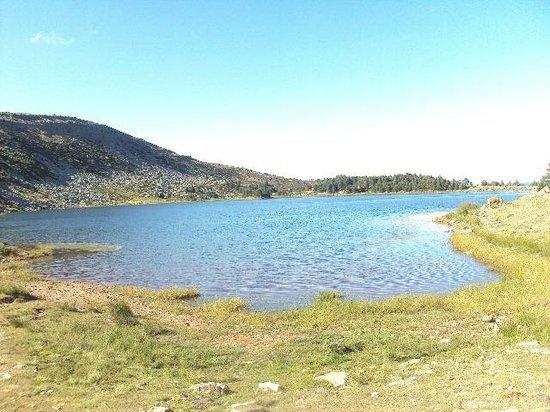Lagunas de Neila: Laguna Negra de Neila.