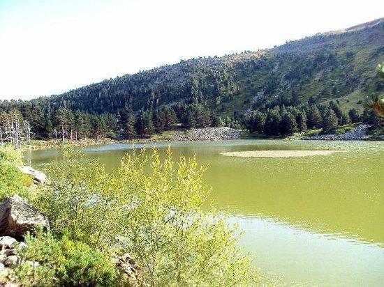 Lagunas de Neila: Laguna de los patos.