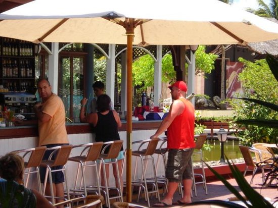 Sol Cayo Santa Maria : the bar