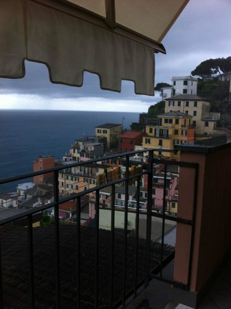 CasaLorenza: View from Venere balcony