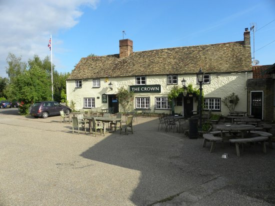 Gayton, UK: Crown Inn