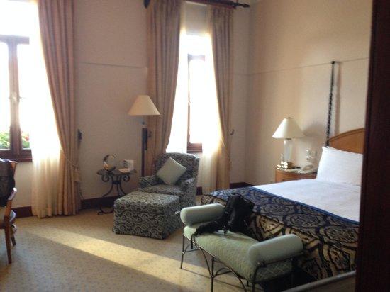 Four Seasons Hotel Istanbul at Sultanahmet: Standard room