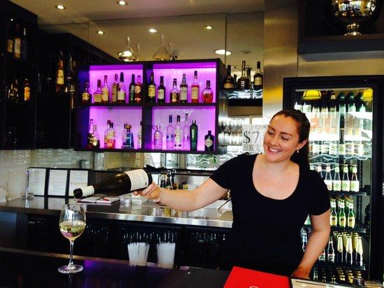 Jephson Hotel : Bar