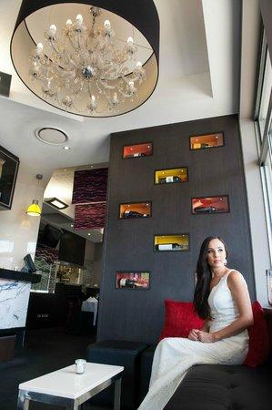Jephson Hotel: Bar lounge